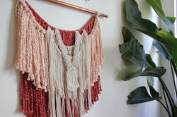 Copper Wall Hanging