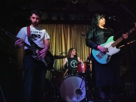 Kill Bell // The Retreat Hotel // Live Review