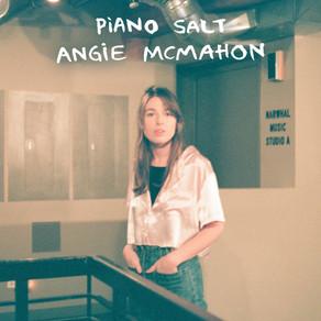 Angie McMahon // Piano Salt // EP Review