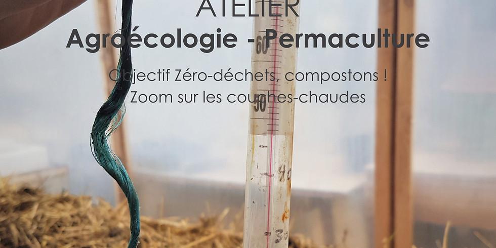 Atelier : Objectif Zéro-déchets, compostons !  Zoom Couches-chaudes (1)