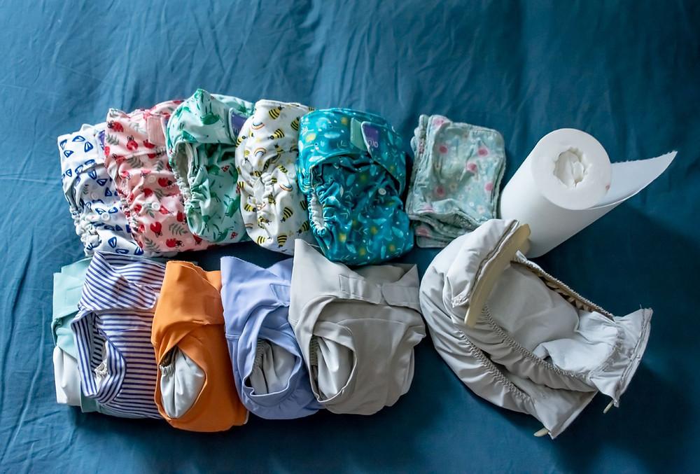 Couches lavables Bambino Mio - Hamac Paris