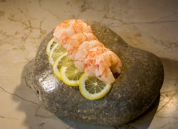PDTO CREVETTES DECO SAUVAGES / PEELED RAW & COOKED SHRIMP
