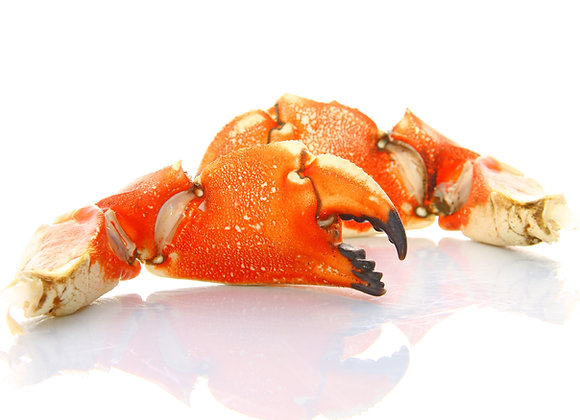 TOURTEAU CUIT - PINCES / COOKED BROWN CRAB - CLAWS