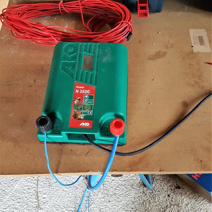 Electrificateur