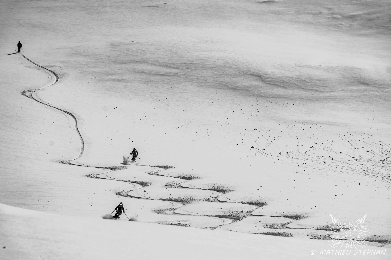 Ski exceptionnel
