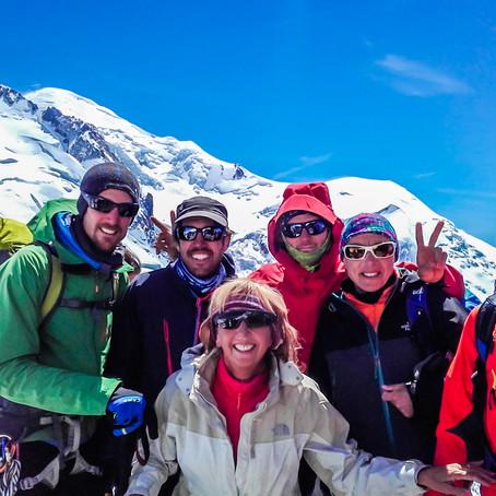 Stage Aspirant Guide Alpinisme
