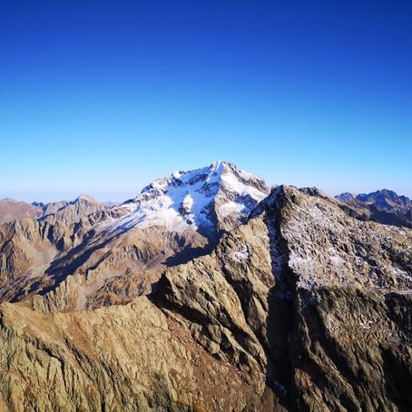 Stage progression grimpe et environnement montagne