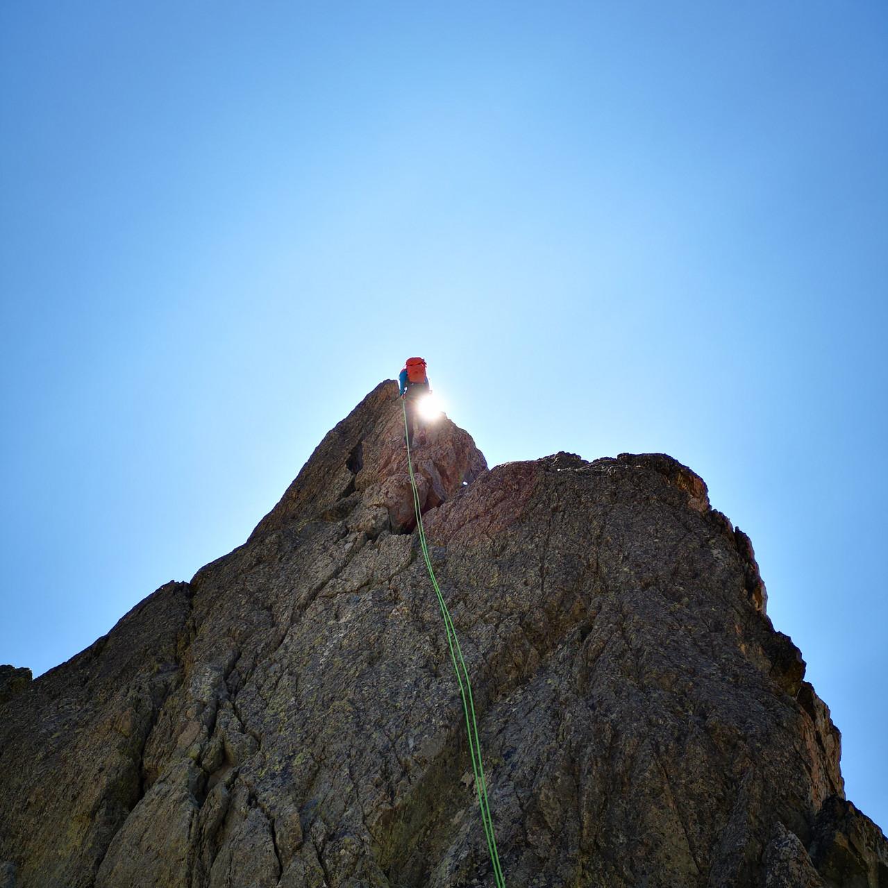 Rappel du sommet
