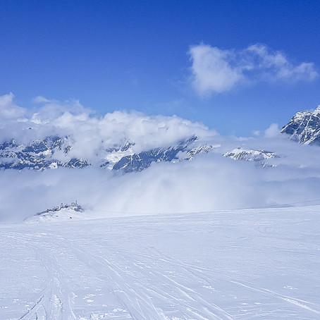 Raid au Mt Rose, la météo valide l'idée !