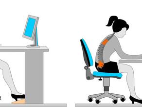 Jaké aktivity či pozice nejvíce zatěžují Vaše záda?