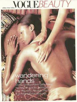 Vogue Magazine X Marie Watkinson