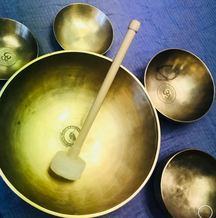 Sound Bath Healing with Marie Watkinson