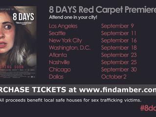 8 DAYS Red Carpet Premieres
