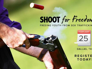 Shoot for Freedom | February 25th