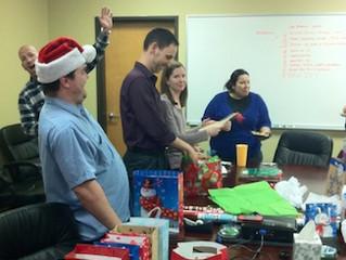 Interfaith Housing Coalition Christmas Giving