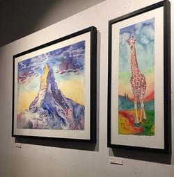 Solo Exhibition - Dion Fibishenko