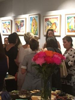 Solo Exhibition - Aviva Berzon