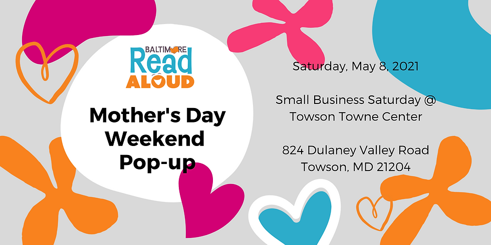 Mother's Day Pop Up Event