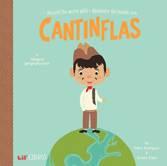 Around the World with / Alrededor del Mundo con Cantinflas