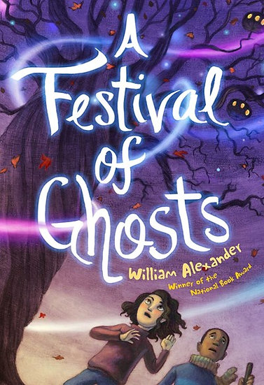 A Festival Of Ghosts (Paperback)