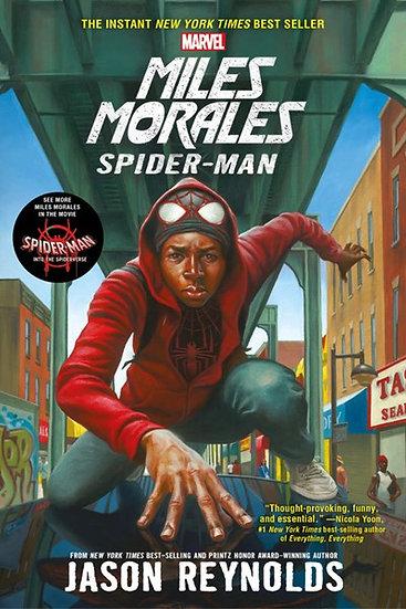 Miles Morales (Paperback)