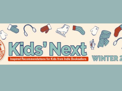 Winter 2021 Kids' Next Picks