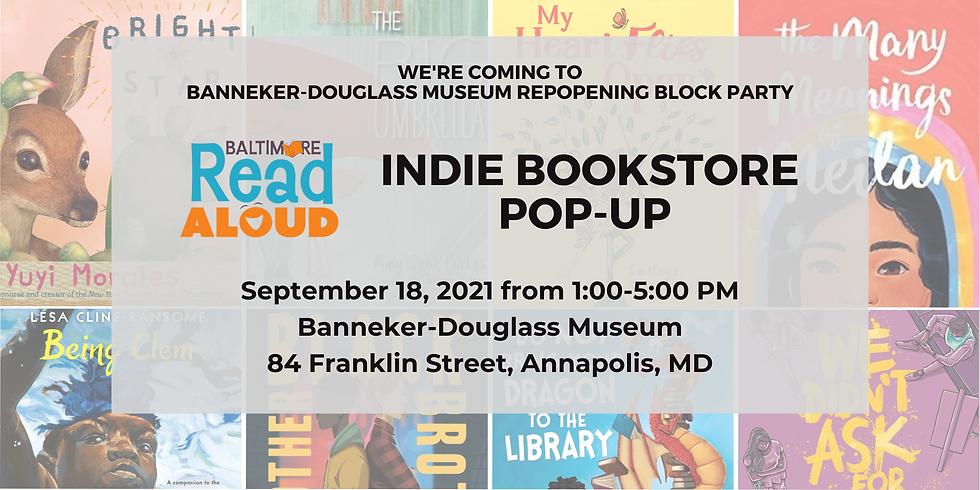 Indie Bookstore Pop-up
