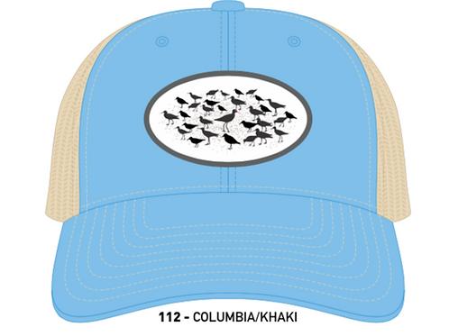 SANDPIPERS-Columbia Blue/Khaki