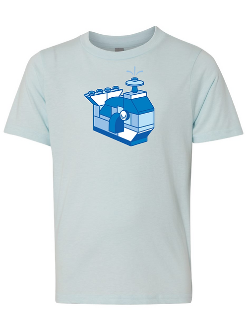 YOUTH T-SHIRT- Lego Lobster