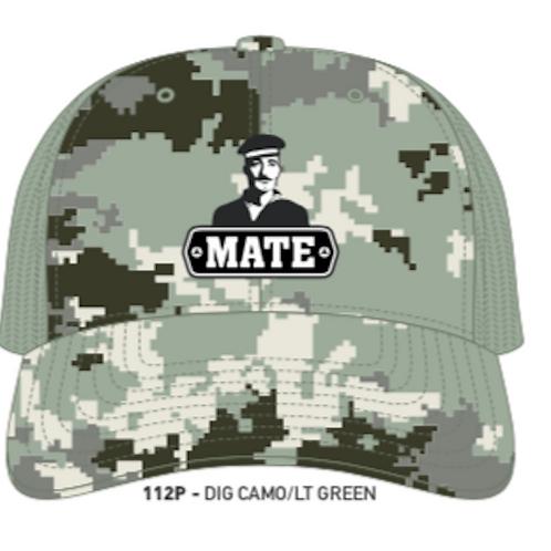 MATE-Digital Camo/Light Green