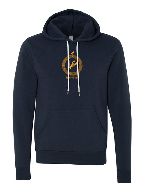 UNISEX PULLOVER HOODY-Compass