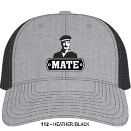 MATE-Heather Grey/Black
