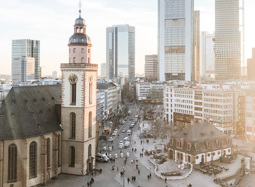 An Update from Frankfurt, Germany