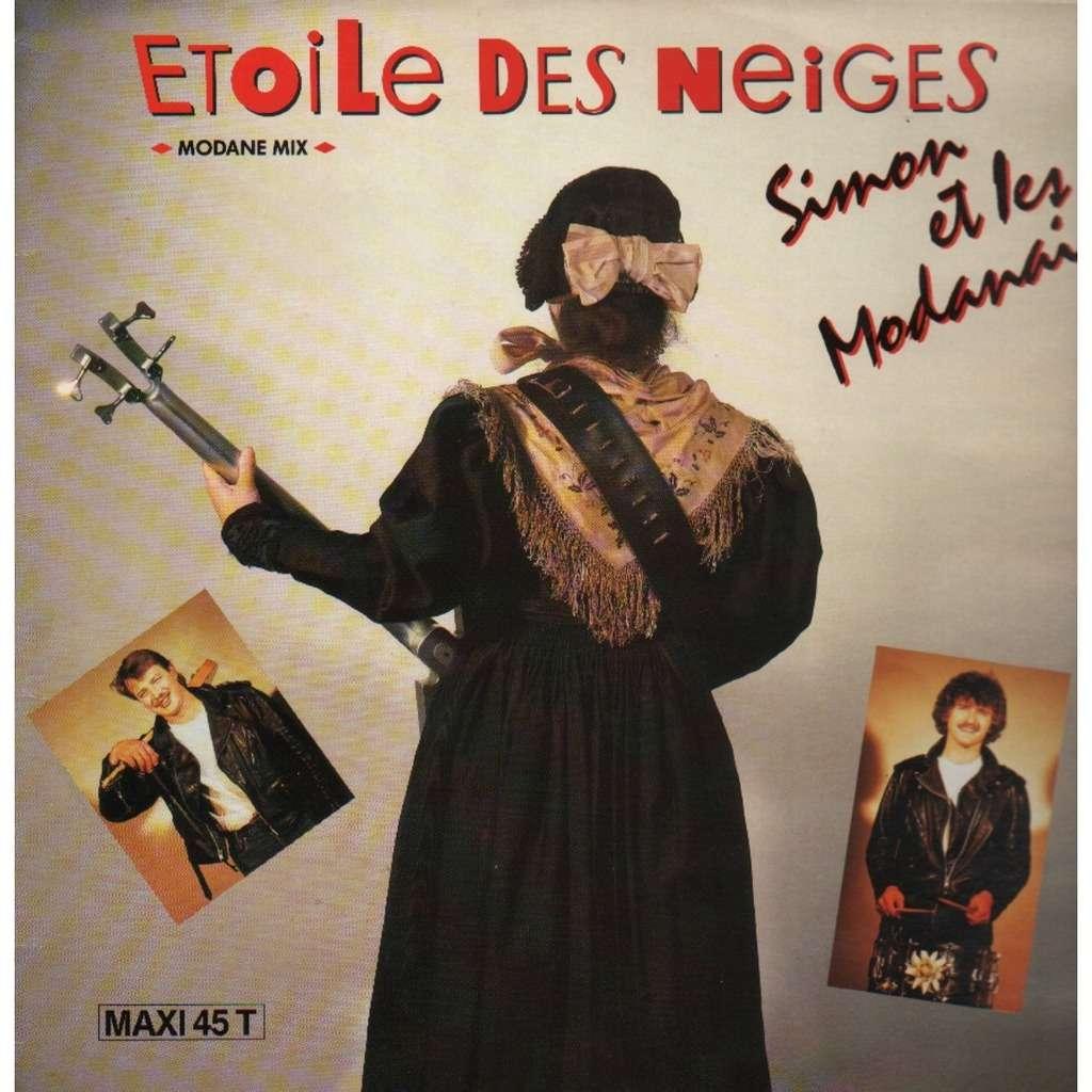 Simon & Les Modanais