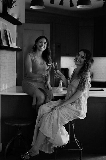 Nicole Lohka & Rayne Makin Founders