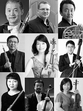 アンサンブル of トウキョウ 演奏会 5月 26日 東京文化会館 クラシック