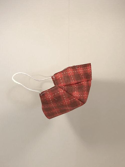 """Pack de 3 masques """"Christmas"""" de protection - UNS1 > 95% - Lavables 40 fois"""
