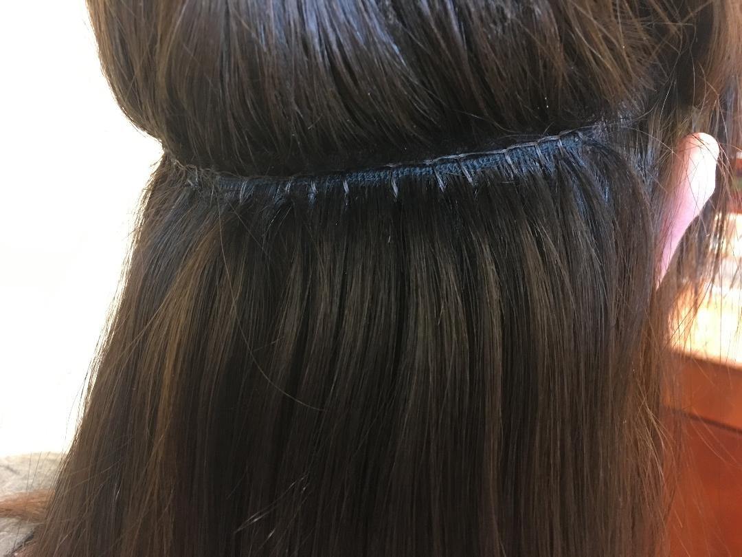 Sew In/Half Head