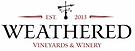 Weathered Vineyards logo.png