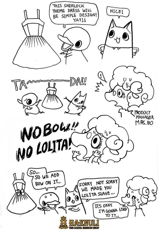 Nunu Daily Lolita diary