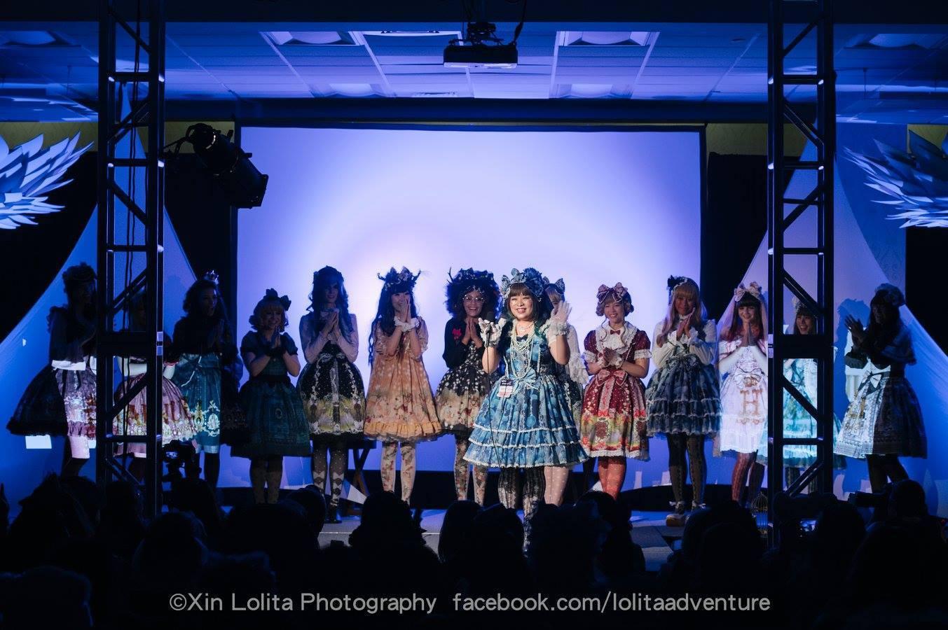 RuffleCon 2015 Fashion show