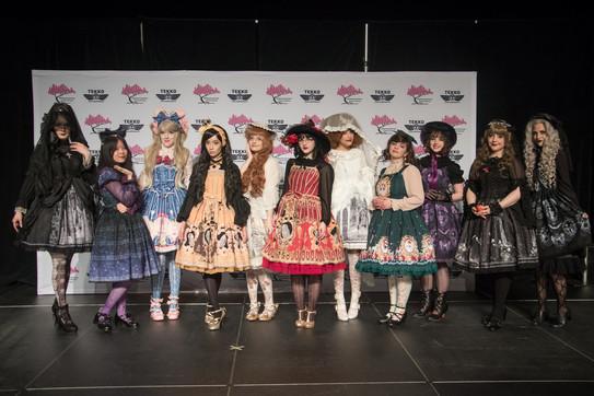 Tekko fashion show 2017