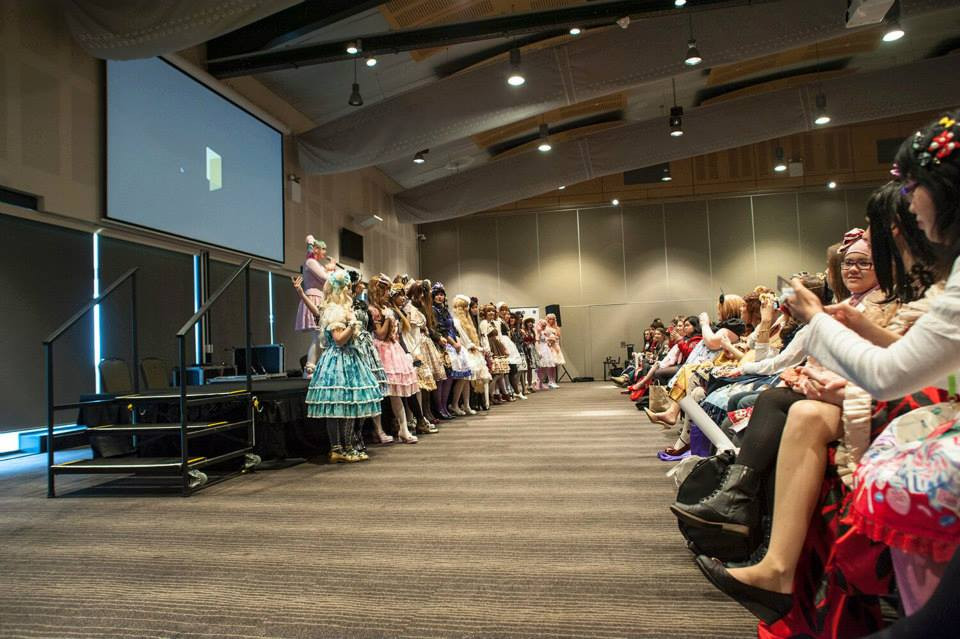 Sydney, Australia convention- SMASH in 2015y