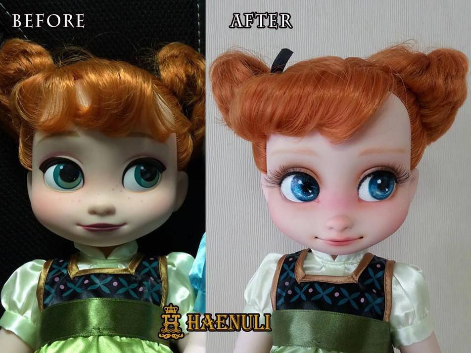 Diseny Animator collection -Baby doll Anna