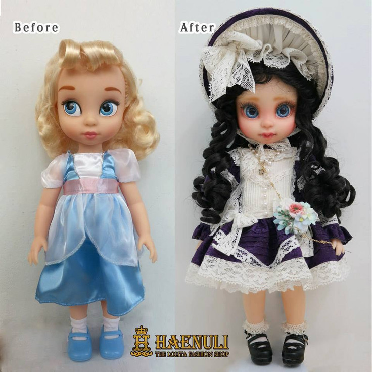 Diseny Animator collection -Baby doll