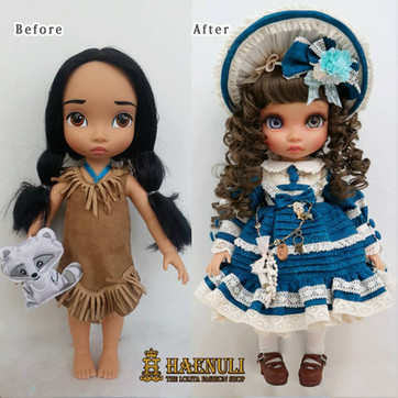 Diseny Animator collection -Baby doll Pocahontas