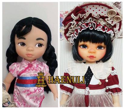 Diseny Animator collection -Baby doll Mulan