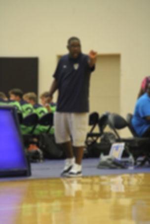 NexGen Basketball Coach Dane Owen