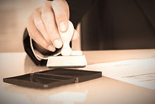 Notary Stamp Service