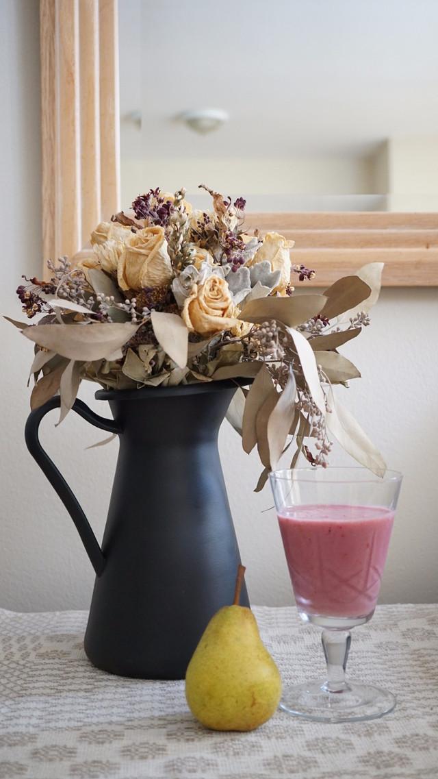 Vanilla Raspberry Smoothie Recipe